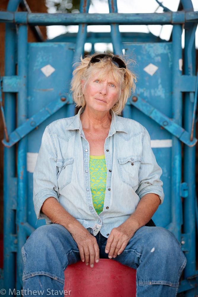 Colorado Agricultural Portrait Photography Woman 1
